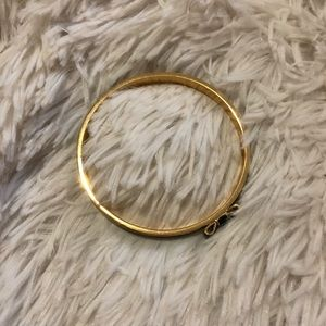 Kate Spade Bow enamel bangle